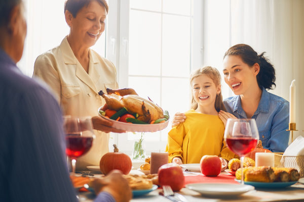 AZ Grandparents' Rights | Thanksgiving Holiday info