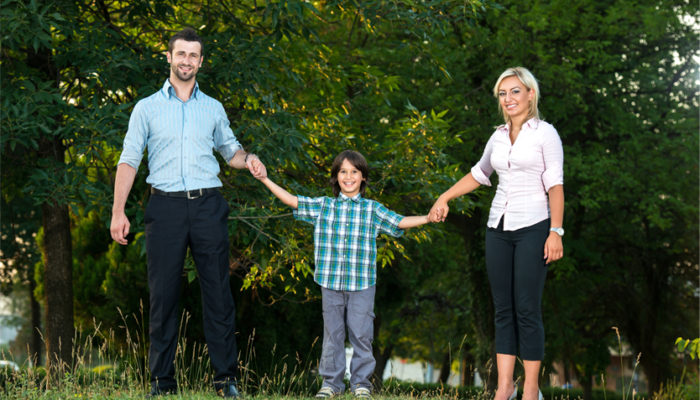 11 commandments of co-parenting
