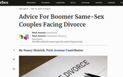 My Collaborative colleague, Nancy Hetrick was published in Forbes!