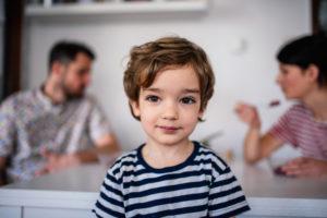 simplify divorce - communication, talk with children