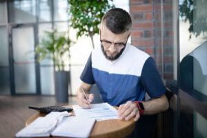 divorce with finances intact -analyze insurance needs