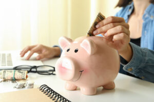 divorce with finances intact - get your own bank account